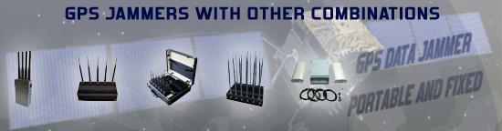 GPS satelite signal jammers