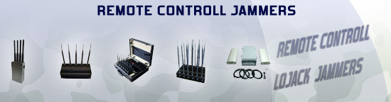 Remote controll jammers