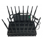 16 Antenna 42W Jammer 3G 4G WIFI RC GPS UHF VHF up to 50m