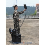 6-7 Antenna Bands Customized RF Portable Jammer up to 150m