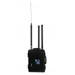 Portable IED Bomb VIP protection Jammer 230W 12 Bands 20MHz to 6GHz up to 150m